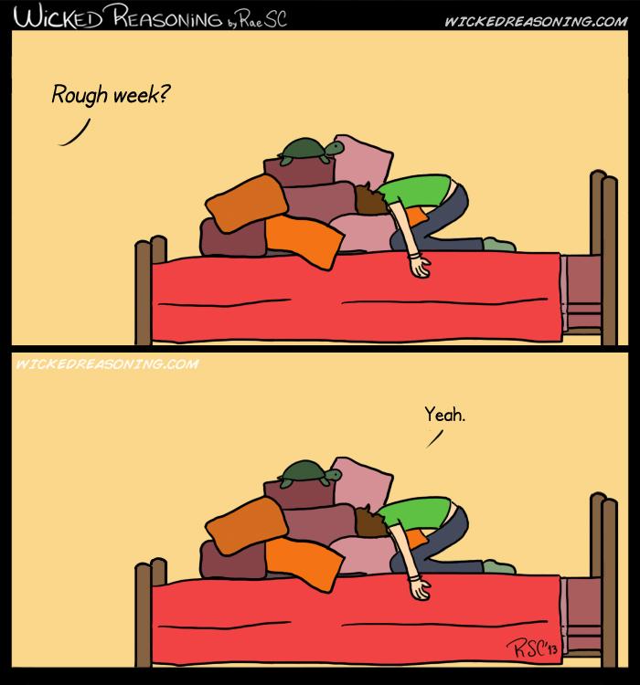 rough week