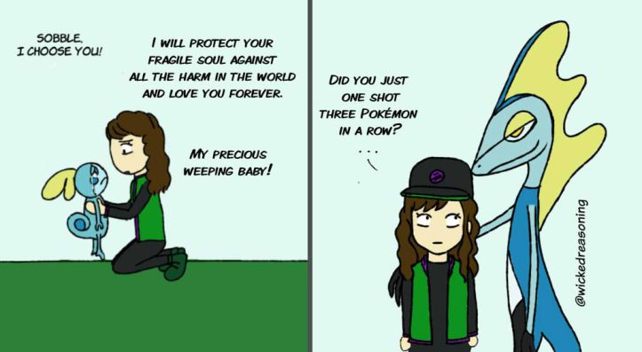 01 sobble squad pokemon sword shield comic wickedreasoning