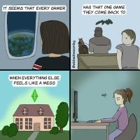 Gamer's game